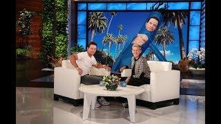 Ellen Helps Mark Wahlberg Get Business for His New Car Dealership