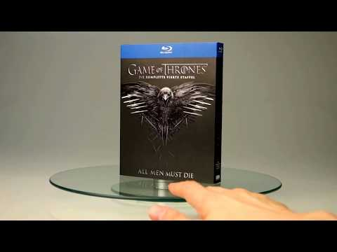 Unboxing: Game Of Thrones (Season 4) Blu-ray