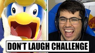 You Laugh You Lose, Smash Bros Edition