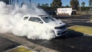 Burnout | Durango SRT | Dodge