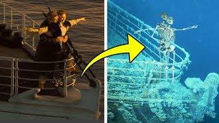 История Титаника, о Которой Вы не Слышали Раньше