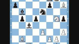 Chess Mating Patterns Part 1