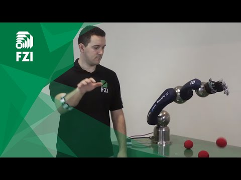 Myo Robot Control – Intuitive Manipulation with a 6 DOF Robotic Arm and Anthropomorphic Hand