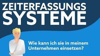 Zeiterfassungssysteme | So können sie helfen!