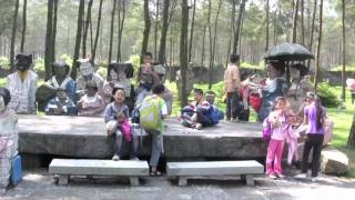 Video : China : The YuZi 面对 Sculpture Park, Guilin, GuangXi province