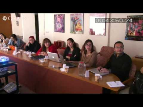 ANJ 14 nov Agenda Nacional de Juventudes - Agenda Post 2015