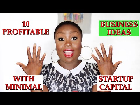 , title : 'Top 10 Profitable Business Ideas In Nigeria With Little Capital 2021