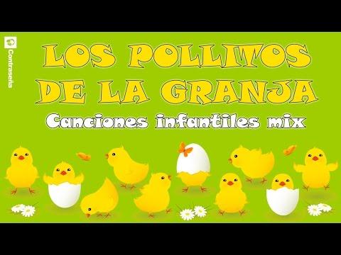 Canciones Infantiles, Rondas Infantiles Para Bailar, Popurri Infantil, Musica Infantil Mix Niños