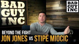 Does Jon Jones vs Stipe Miocic create more problems than it solves?