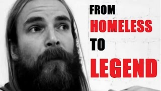 From HOMELESS to LEGEND - CHAD MUSKA   @SkateInformant