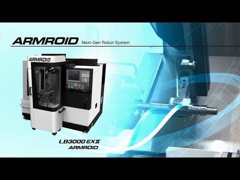 ARMROID Next-Gen Robot System