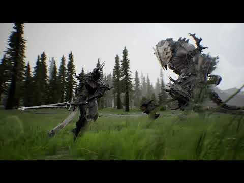 《Project M》黑暗幻想動作RPG新作 使用虛幻引擎開發,預計登陸主機/PC平台