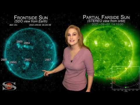 Solar Storm Forecast – September 05, 2021 at 06:59PM