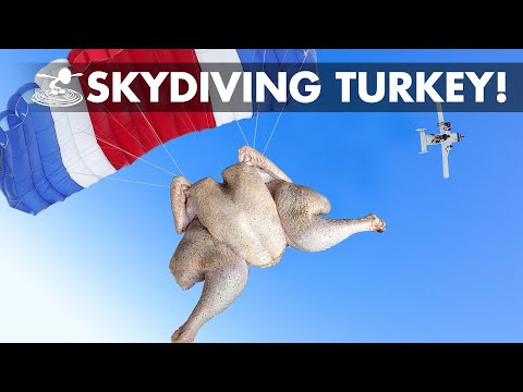 dropping-a-turkey-from-a-plane-what-happens-
