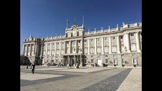 Мадрид: Королевский Дворец/Royal Palace in Madrid