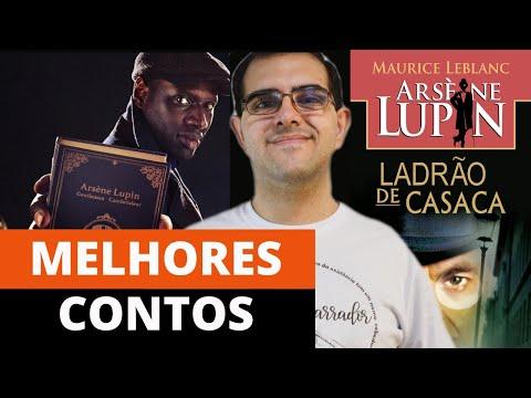 LUPIN: 4 histórias com referências na série da Netflix | Ronaldo Junior