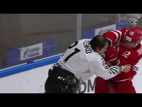 Artem Ivanyuzhenkov vs. Oleg Yevenko