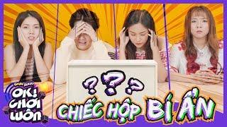 LA LA SCHOOL | Thử Thách Chiếc Hộp Bí Ẩn - Hidden Box | GAME SERIES - OK ! CHƠI LUÔN