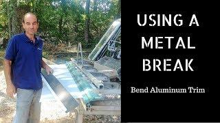 How to Bend Aluminium Trim