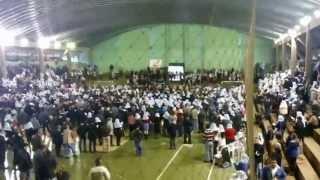 preview picture of video 'Funeral Coletivo CCB Foz do Iguaçu - Pr  4 irmãs e 1 irmão Vítimas da tragédia com a caravana'