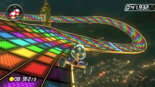 N64 Rainbow Road - 1:16.932 - Diogo (Mario Kart 8 World Record)