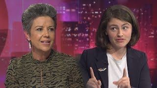 Q+a Debate: Green Mp Chlöe Swarbrick And National Deputy Paula Bennett On Legalising Cannabis