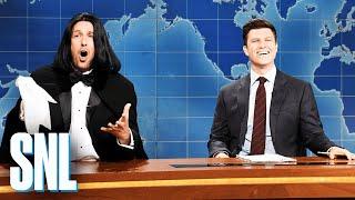 Weekend Update: Opera Man Returns   SNL