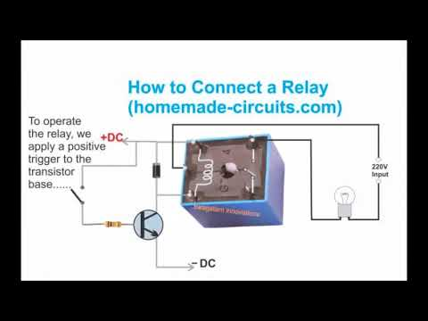 How to Connect a Relay
