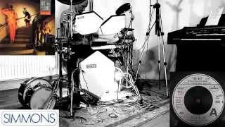"""Kool & The Gang   """"Too Hot"""". Drum Cover. SIMMONS SDS 8 DRUMS."""