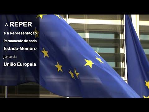 Minuto Europeu nº 88 - Sabe o que é a REPER?