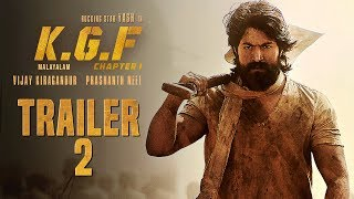 K.G.F - Official Malayalam Trailer