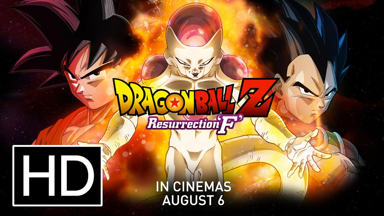 The New Dragonball Z Movie Is Coming To Australian Cinemas