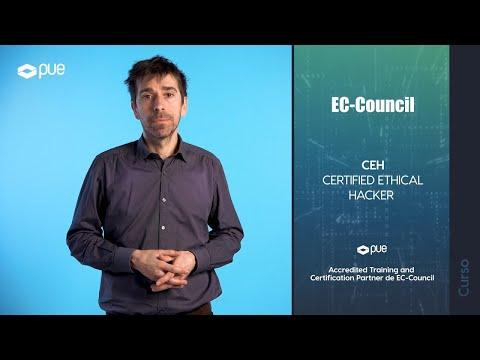 Curso Oficial CEH – Certified Ethical Hacker - Certificación incluida ...