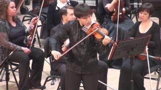 Sergei Dogadin violin Nathan Milstein Paganiniana