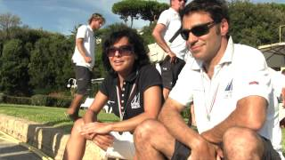 Youtube: Intervista a Maria Grazia Costa e Gianluca Spitella, Forum Sailing Cup 2013