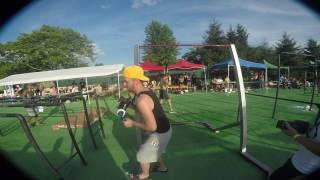 Warrior Stretworkout cup Final round Barnabas Molnar - 5st place
