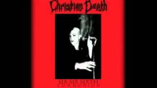 Christian Death   Romeos Distress Demo Version 360p