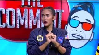 Nadine Alexandra Boxing Sama Darto