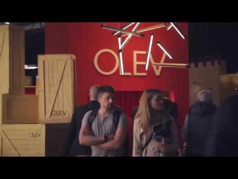 Le lampade a LED di design OLEV @ Salone del Mobile.Milano | Euroluce 2019