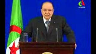 اغاني حصرية خطاب الرئيس بوتفليقة- فيصل بن زيتوني طاب جنانك . تحميل MP3