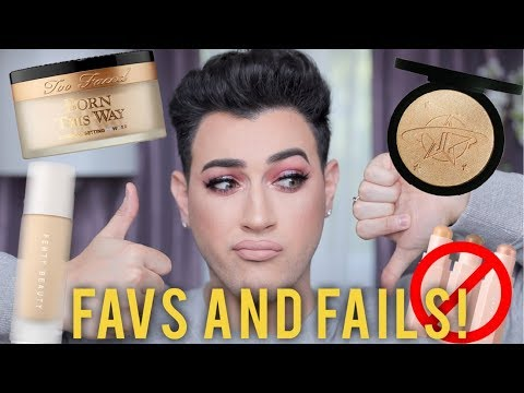 CURRENT MAKEUP FAVORITES AND FAILS! | Manny MUA