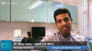preview picture of video 'How to Find a Good Emergency Dentist in West London - Kensington Dental Spa'