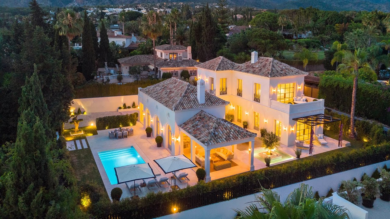 Villa  till salu i   Nagüeles, Marbella Golden Mile