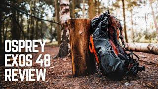 Osprey Exos 48 Review 2020