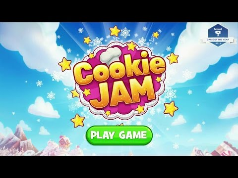 Cookie Jam Android Gameplay #3