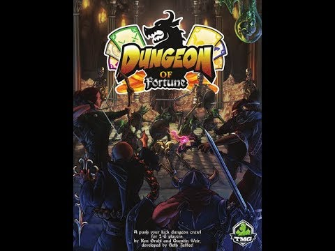 The Purge: # 1492 Dungeon of Fortune: Press Your Luck and Level Up and Be the Last Man Standing
