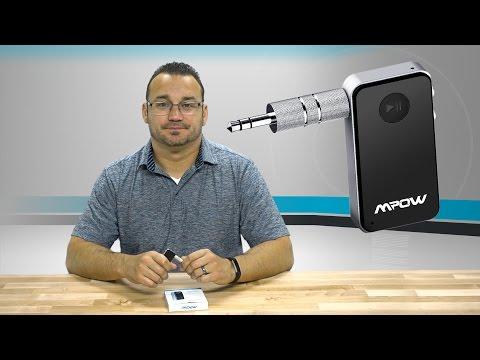 Mpow Bluetooth Receiver – No Headphone Jack, No Problem
