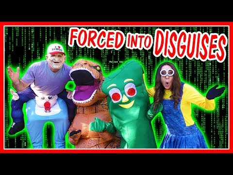 Download WE'RE FORCED TO GO INTO DISGUISE! | MYSTERY HACKER EP. 2 | We Are The Davises HD Mp4 3GP Video and MP3