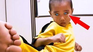 5 ДЕТЕЙ СО СВЕРХСПОСОБНОСТЯМИ, КОТОРЫЕ ДЕЙСТВИТЕЛЬНО СУЩЕСТВУЮТ