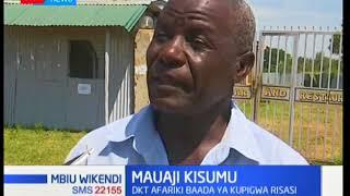 Daktari afariki baada ya kupigwa risasi Kisumu